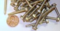 #8 x 1 1/4 Stainless TEK Screws Self Drilling 6000 PC